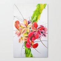 thailand Canvas Prints featuring Thailand by Suna Sun