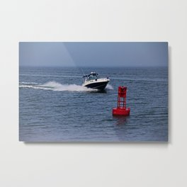 Just for Now Metal Print