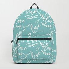 The Fun Life - Live, Love, Enjoy Backpack