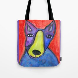 Ralph the Dawg Tote Bag