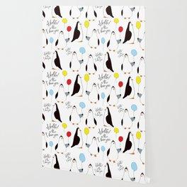 Hello! Also I love you Wallpaper