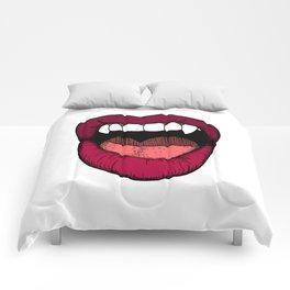 Vamp Lip Comforters