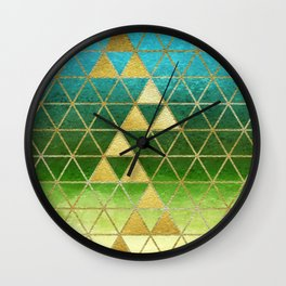 Breath Wall Clock