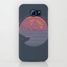 The Mountains are Calling Galaxy S8 Slim Case