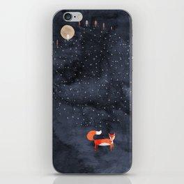 Fox Dream iPhone Skin