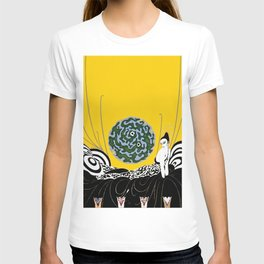 """Art Deco Design """"Selection of the Heart"""" T-shirt"""