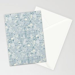Israeli Leaders: Pattern 4 Stationery Cards
