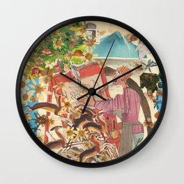 Feel like making love. Wall Clock