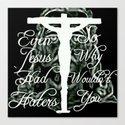 Even Jesus Had Haters by lilbudscorner