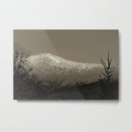 Mount Washington Metal Print