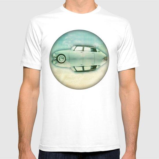 Siamese citroen T-shirt