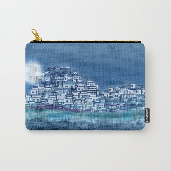 The Emerging Island II / San Borondon 2016 Carry-All Pouch