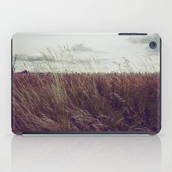 Autumn Field II iPad Case