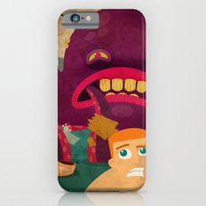 giant octopus Slim Case iPhone 6s