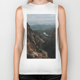 Giant Mountains - Landscape and Nature Photography Biker Tank