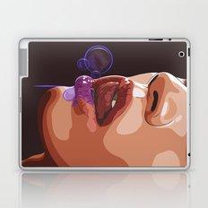 Bubbles & lips Laptop & iPad Skin