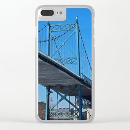 The High Level II Clear iPhone Case