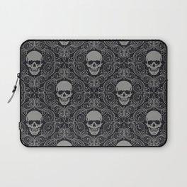 skull texture Laptop Sleeve