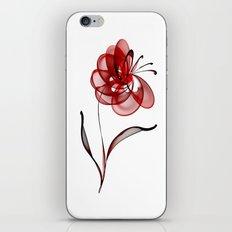Vector Flower iPhone & iPod Skin
