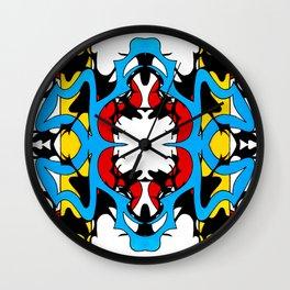 Dyschordia Wall Clock