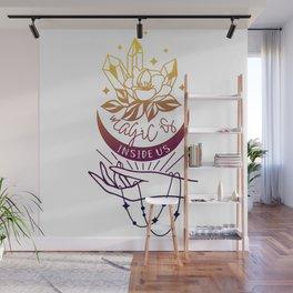 Magic Is Inside Us Wall Mural