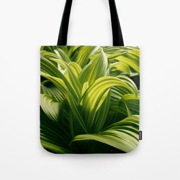 Green Goodness by Mandy Ramsey, Haines, Alaska Tote Bag