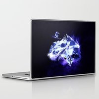 sports Laptop & iPad Skins featuring Extreme Sports by Kevin Roodhorst