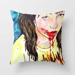 carlovely  Throw Pillow