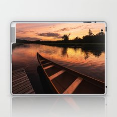 Mersey River Glow Laptop & iPad Skin