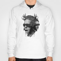 karl lagerfeld Hoodies featuring karl by DIVIDUS