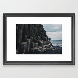 Reynisfjara, Iceland Framed Art Print
