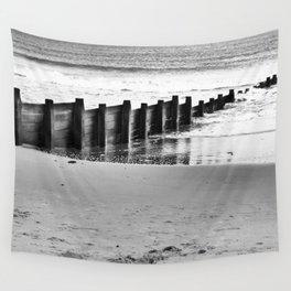 North sea views Wall Tapestry