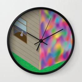 Pulp Babies Wall Clock