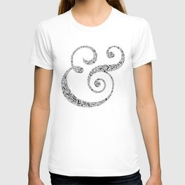 The Ampersand of Ampersands T-shirt