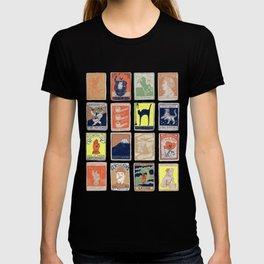 Matchboxes T-shirt