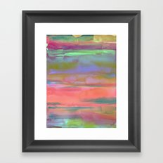 Waterscape 007 Framed Art Print