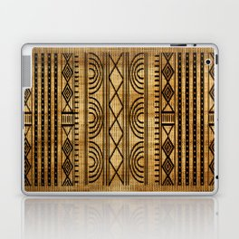 African Weave Laptop & iPad Skin