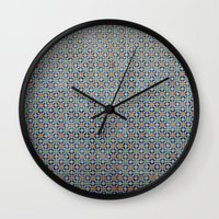 portugal Wall Clocks featuring Portugal by anacaprini