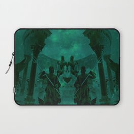 Fight Among the Gods Laptop Sleeve