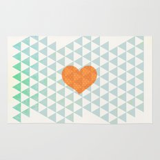Crazy about Love Rug