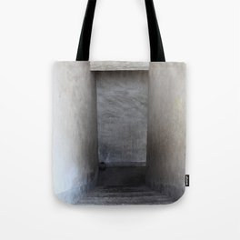 Chinese Stairs Tote Bag