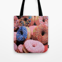 Donuts - JUSTART © Tote Bag
