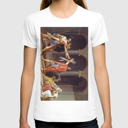 Jacques-Louis David's The Oath of Horatii T-shirt