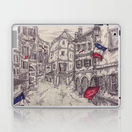 ABC Cafe, Les Mis Laptop & iPad Skin