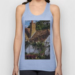 A Chiltern Cottage Unisex Tank Top