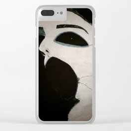 Swallow Your Soul Clear iPhone Case