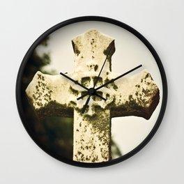 God Money Wall Clock