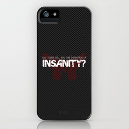 Farcry 3 Butterfly Gun Insanity iPhone Case