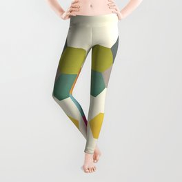 Honeycomb I Leggings