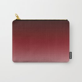 Red Gradient 3 Carry-All Pouch